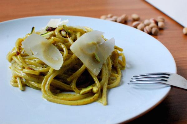 Pesto ai pistacchi 3